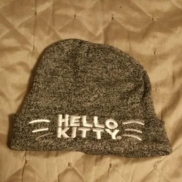 2af14419b Sanrio Hello Kitty Beanie Hat - Cute!
